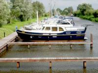 Ligplaats boot Braassemermeer