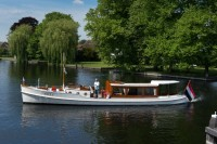 "TE KOOP Salonboot ""Sally"""